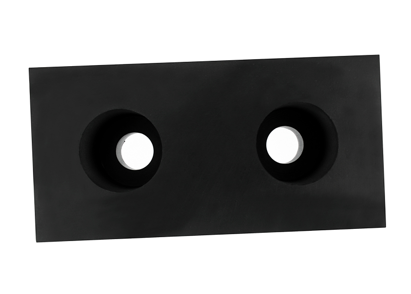 Pad Style Rubber Bumpers